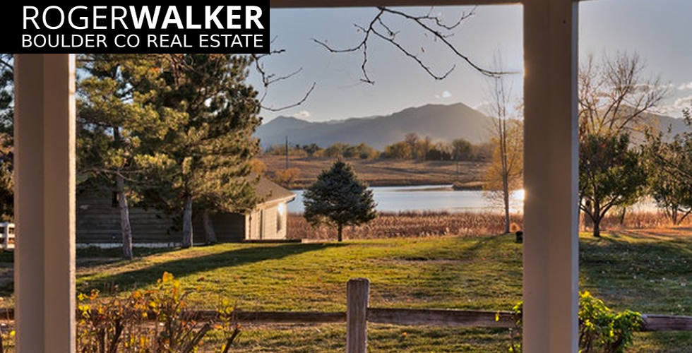 8812 Lakeside Boulder CO Agent: Roger Walker