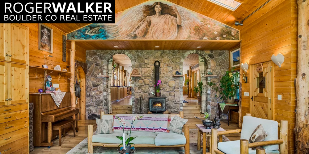 The Starhouse Boulder - 3472 Sunshine Canyon Drive - Agent: Roger Walker